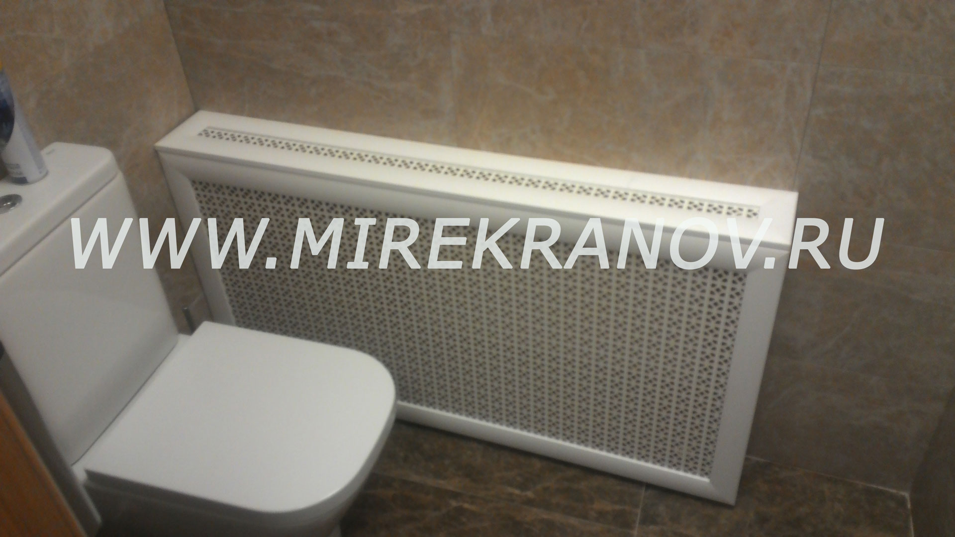 """Экран из МДФ """"Престиж"""": Пример 144333"""